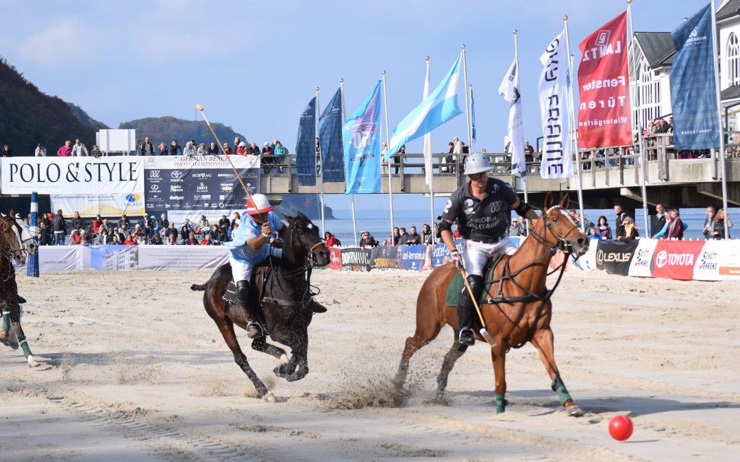 9. Beach Polocup auf der Insel Rügen