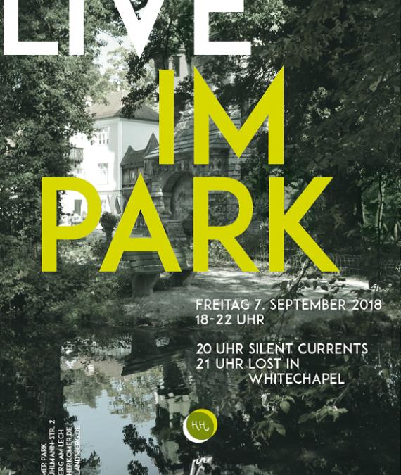 Live im Park Landsberg