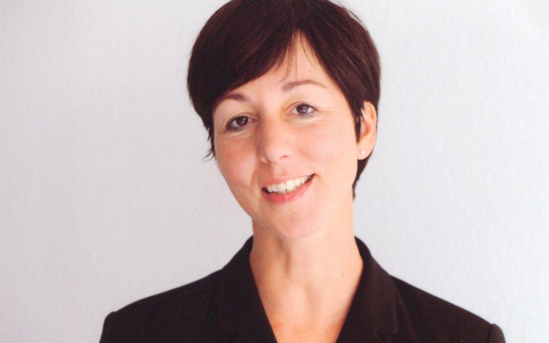 Frau Dr. Susanne Rockweiler im Haus der Kunst München