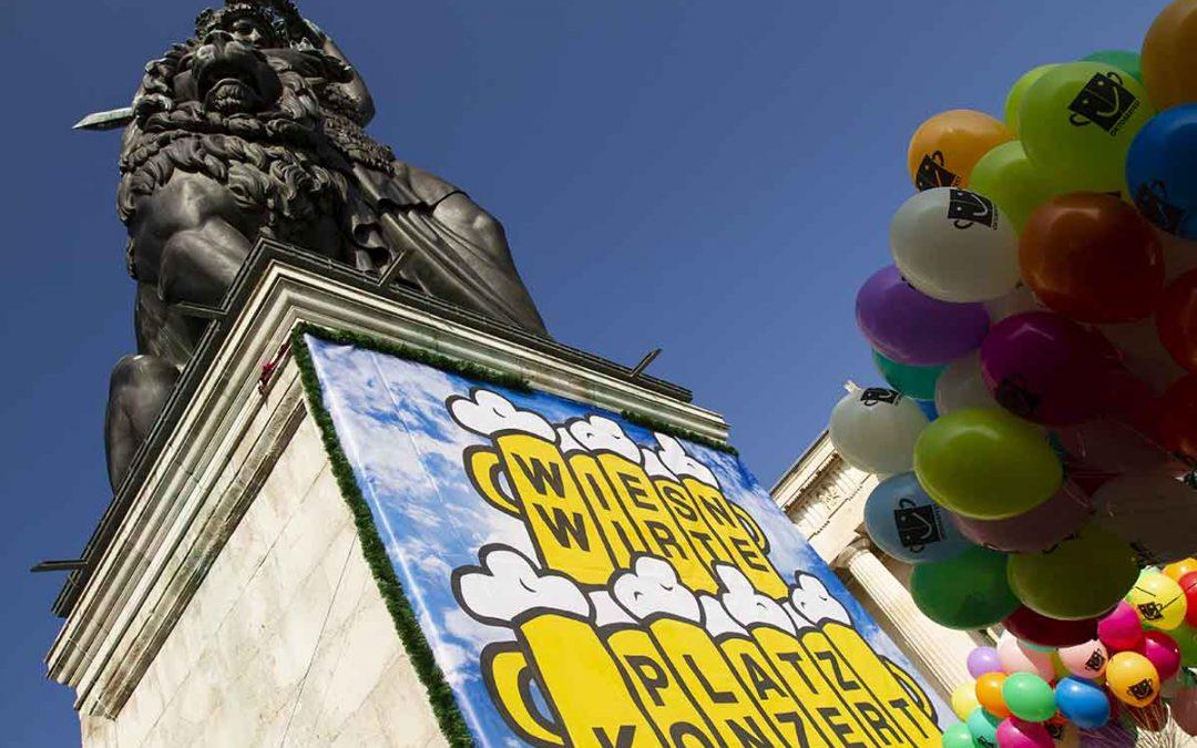 Oktoberfest Standkonzert und Wiesnhalbzeitbericht