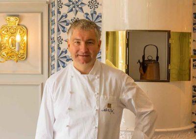 Restaurant Alt Wyk Sternekoch René Dittrich