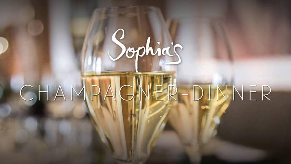 Runart Champagner Dinner