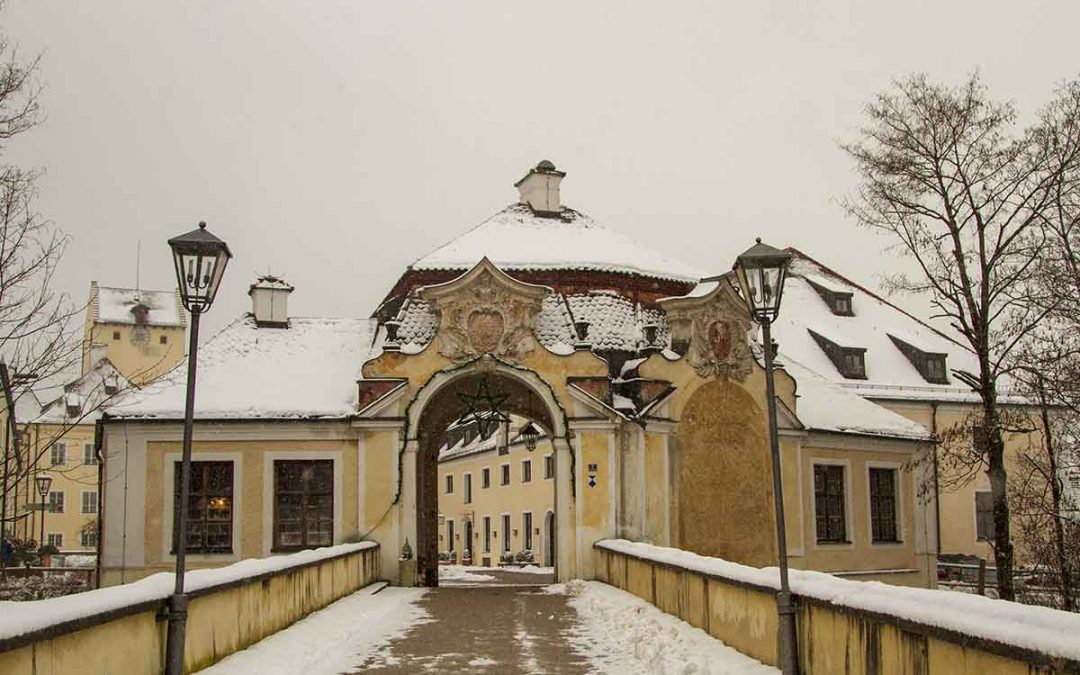 Kultur Schloss Seefeld stellt das neue Programm 2019 vor.