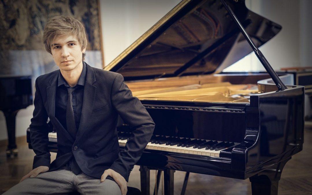 Zyklus Sternstunden am Klavier: Evgeny Konnov