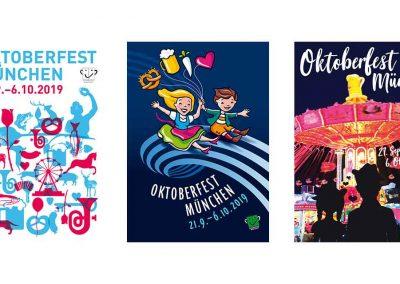 Oktoberfestplakat 2019