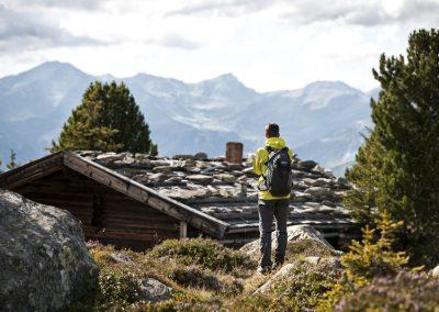 Die+Ruhe+in+den+Bergen+genießen