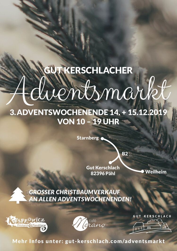 Kerschlacher Adventsmarkt