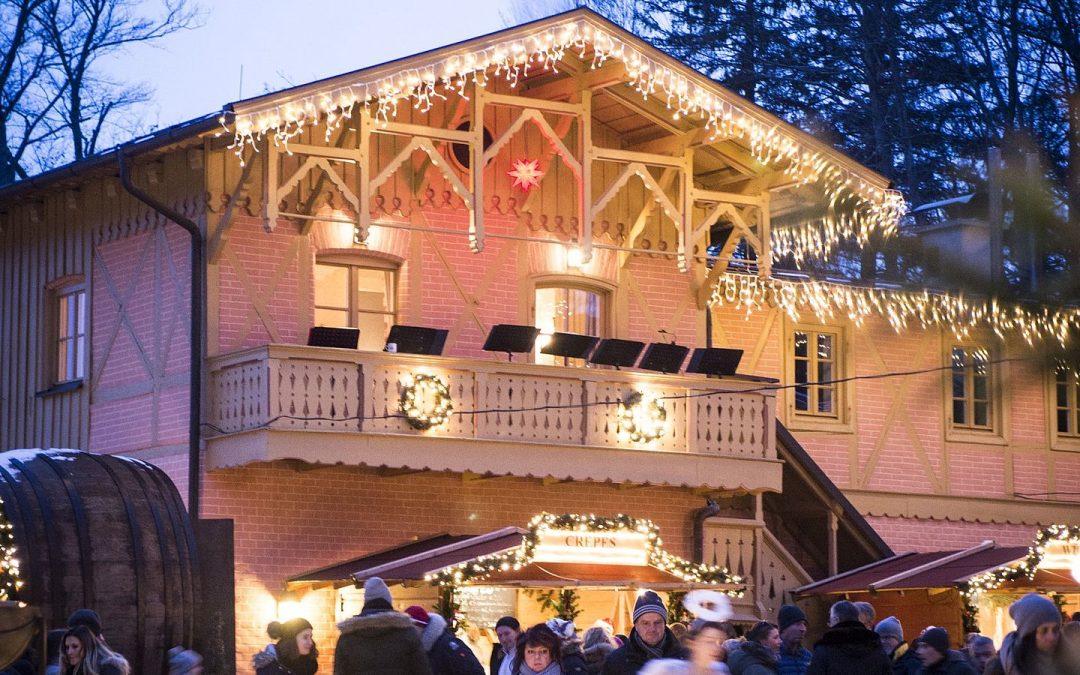 25 Jahre la Villa Weihnachtsmarkt