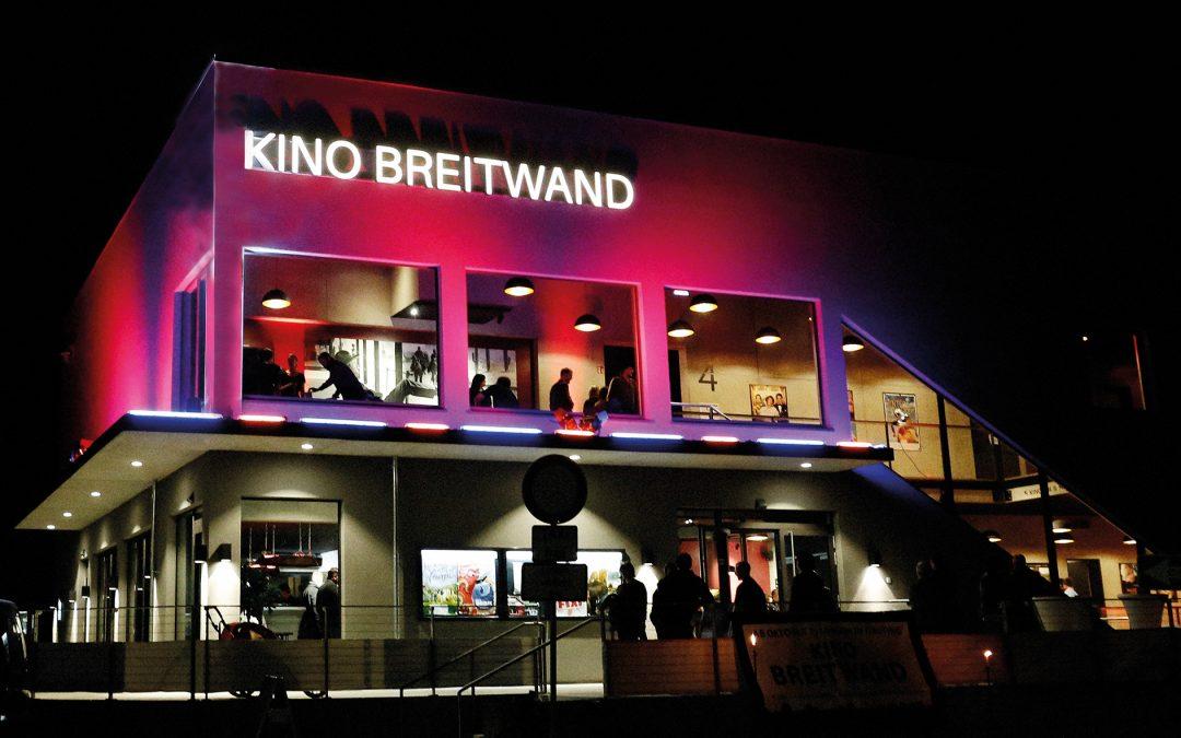 Bestes Kino Bayerns ist Breitwand in Gauting