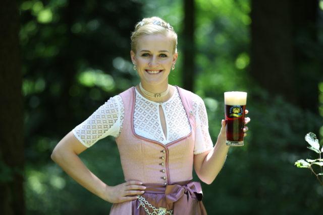 Bayerns Bierkönigin