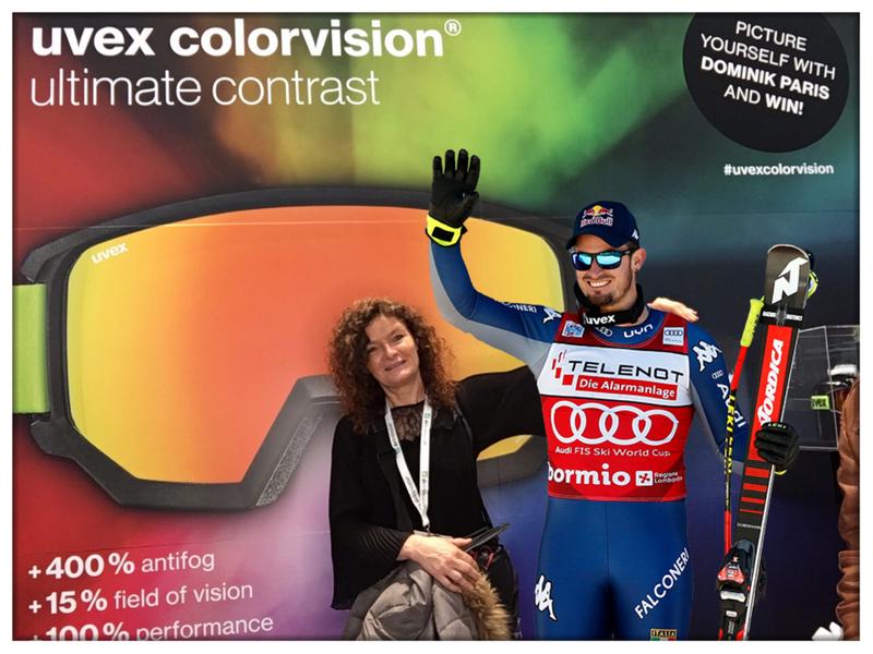 Gewinne eine Uvex Color Vision