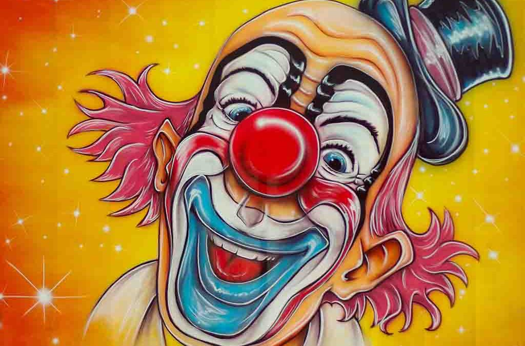 circus zu Hause