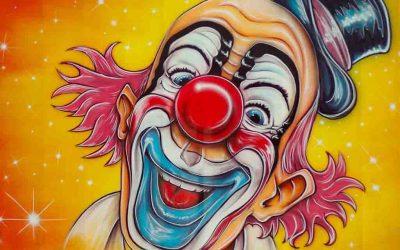 Online Zirkusmanege daheim