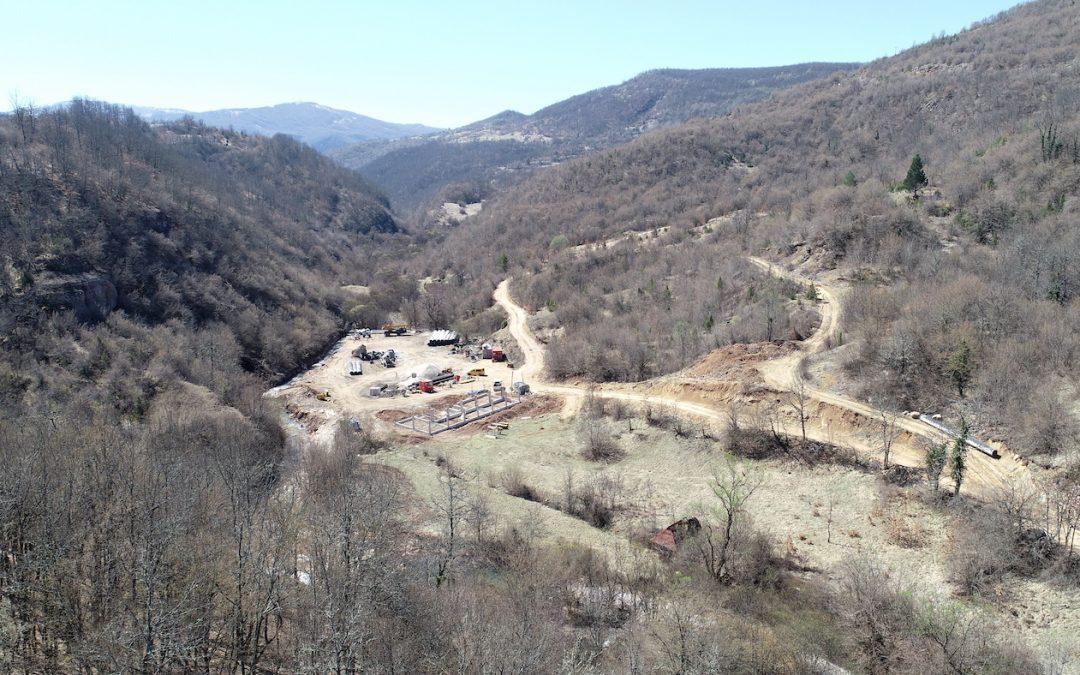 Wasserkraftausbau in Bosnien-Herzegowina im Schutz der Ausgangssperre