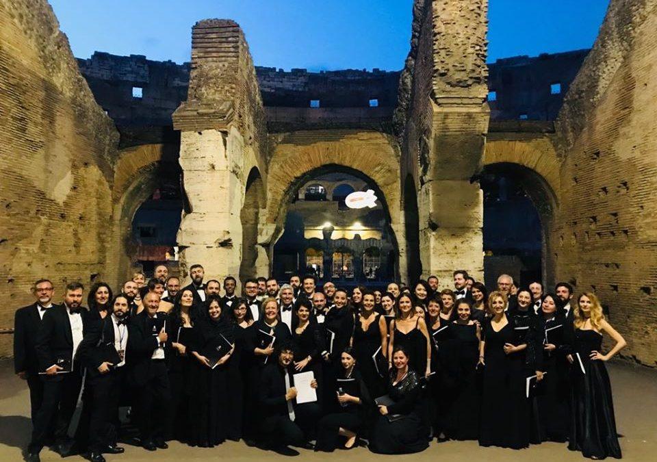 Kreativität und Können – einfach unglaublich international Opera Choir