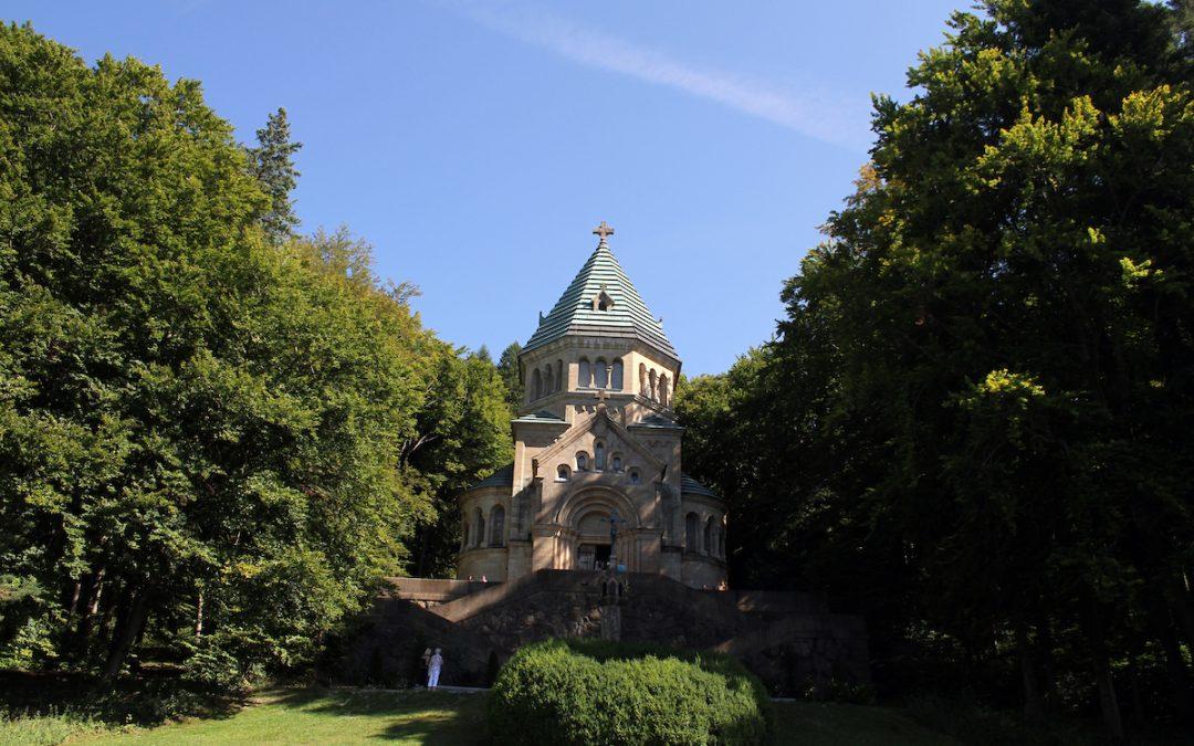 RW28 Radwandern Wanderweg auf König Ludwigs Spuren