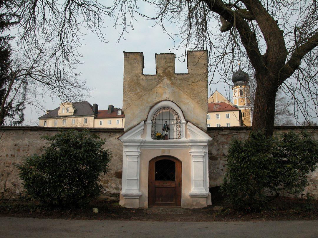 rund um den Stanrberger See - Kapelle zur Liab Woanad Frau Bernried