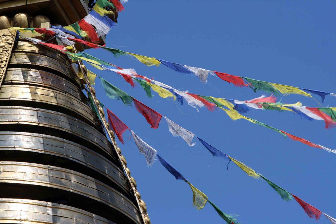 Nepal Himalaya Tempel Wiesent Bayern