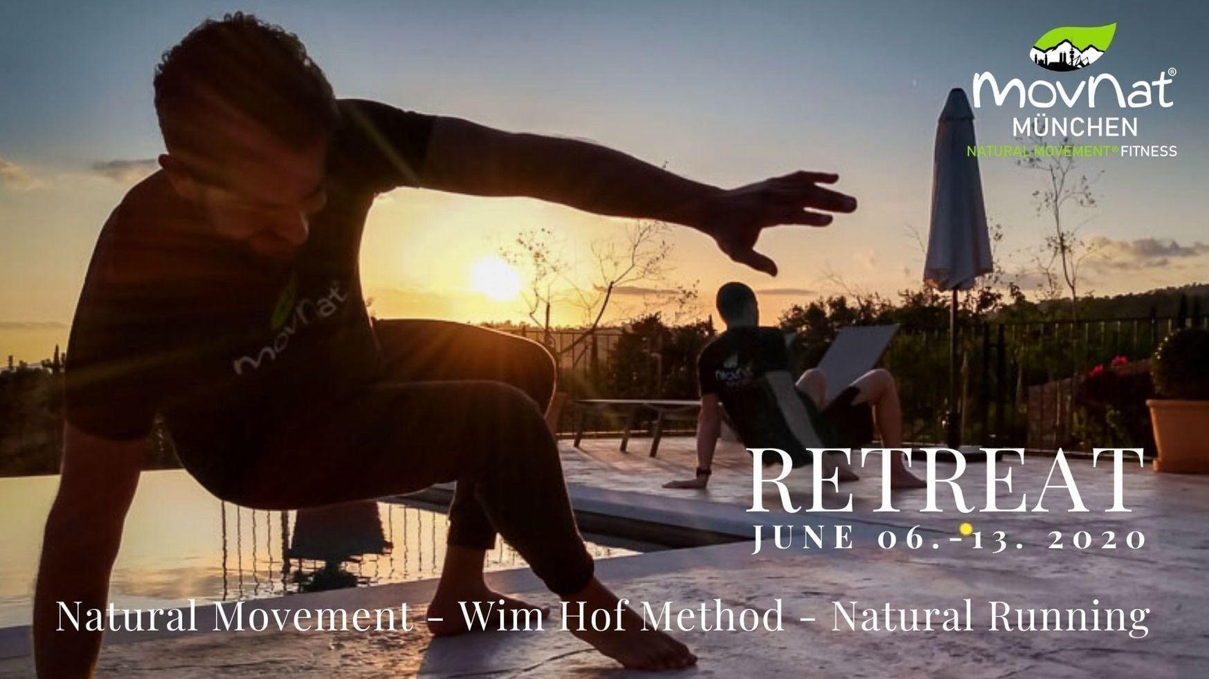 Natural Movement Wim Hof Method