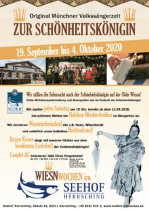 Oktoberfest 2020 im Seehof am Ammersee