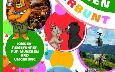 neuer Kinderreiseführer – München kunterbunt